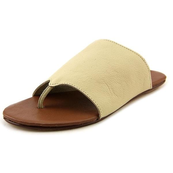 Matisse Weekend Women Open Toe Leather Slides Sandal