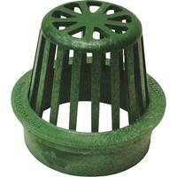 "NDS 4"" Green Atrium Grate"