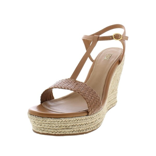 1d43e08557 Shop Ugg Womens Fitchie II Espadrilles Leather Sandals - Free ...