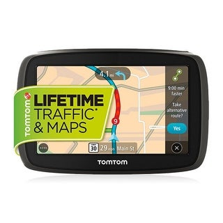 "Refurbished TomTom GO 60 3D 6"" Automotive GPS"