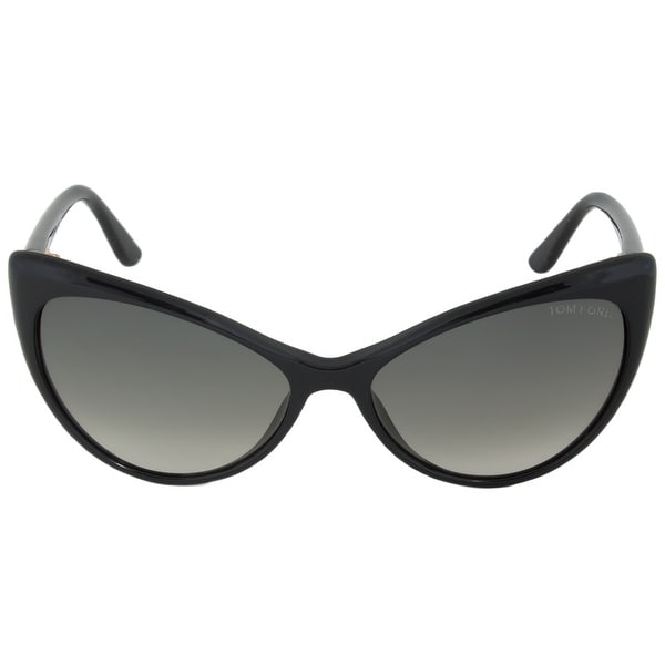 971419b49a Shop Tom Ford FT0303 01B Anastasia Sunglasses