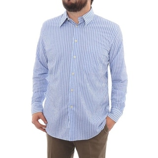 Corneliani Long Sleeve Collared Casual Button Down Men Regular Casual