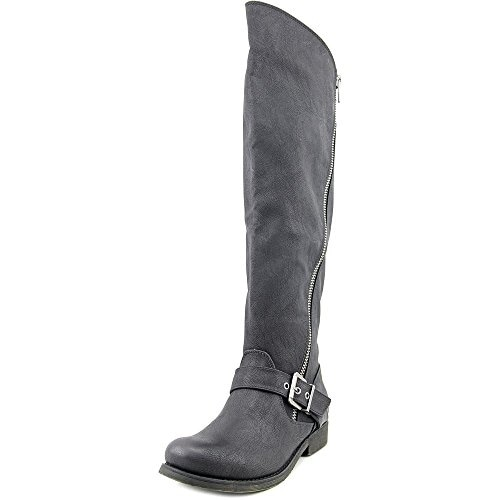 Carlos by Carlos Santana Womens Gramercy Closed Toe Knee High Fashion Boots