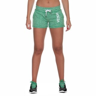 Venum Women's Classic Drawstring Active Shorts - Green