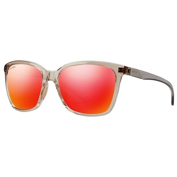 262d165230 Shop Smith Optics Sunglasses Womens Colette Desert Crystal Mirror CLCM -  desert crystal smoke chromapop sun red mirror - One size - Free Shipping  Today ...