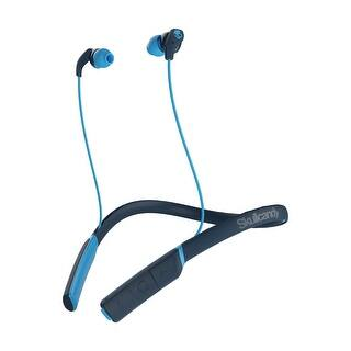 Skullcandy Method Bluetooth Wireless Sport Earbuds with Mic, Navy Blue|https://ak1.ostkcdn.com/images/products/is/images/direct/6957556030887c6859a1ec0df3a8cd25afc9ea6c/Skullcandy-Method-Bluetooth-Wireless-Sport-Earbuds-with-Mic%2C-Navy.jpg?impolicy=medium