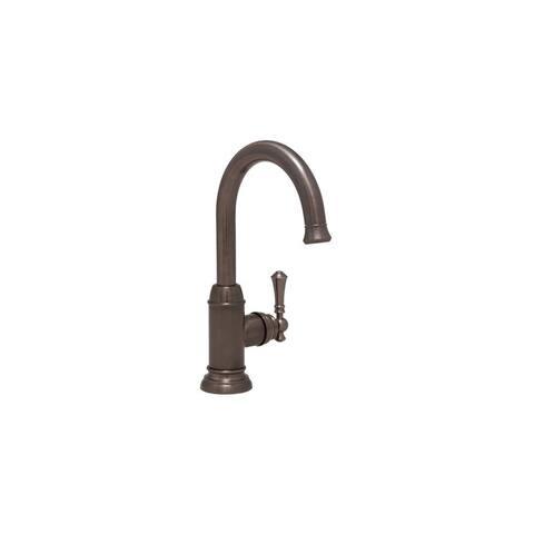 Mirabelle MIRXCAM103 Amberley Deck Mounted Single Handle Bar Faucet with Metal Handle