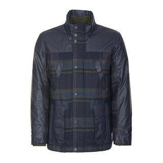 Tommy Hilfiger Mountain Coat Large L Midnight Blue 3-In-1 Reversible Jacket