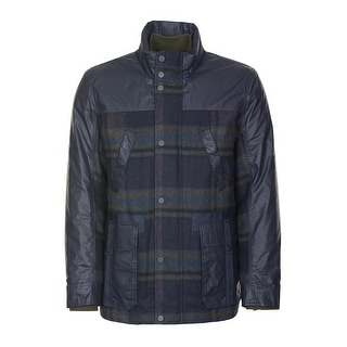 Tommy Hilfiger Mountain Coat Medium Midnight Blue 3-In-1 Reversible Jacket