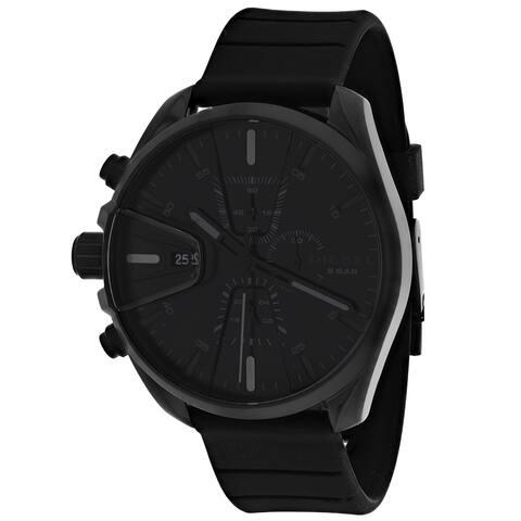 Diesel Men's Classic Black Dial Watch - DZ4507 - One Size