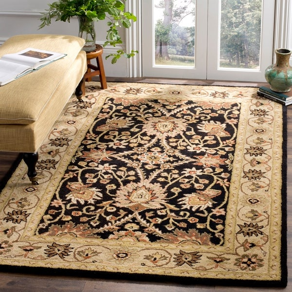 Safavieh Handmade Antiquity Rosina Traditional Oriental Wool Rug