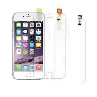 NIC Glasstic Crystal Hardness Screen Protector Film for iPhone 6