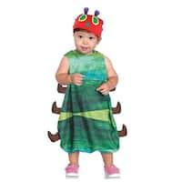 Infant Hungry Little Caterpillar Halloween Costume