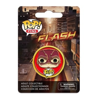 DC Comics Funko POP Pins: The Flash