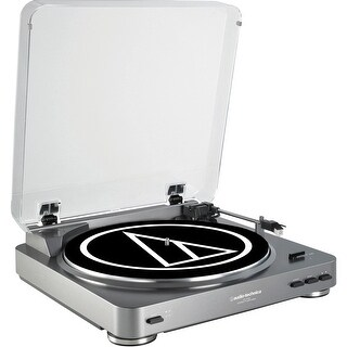 Audio-Technica AT-LP60 Fully Automatic Belt Drive Turntable
