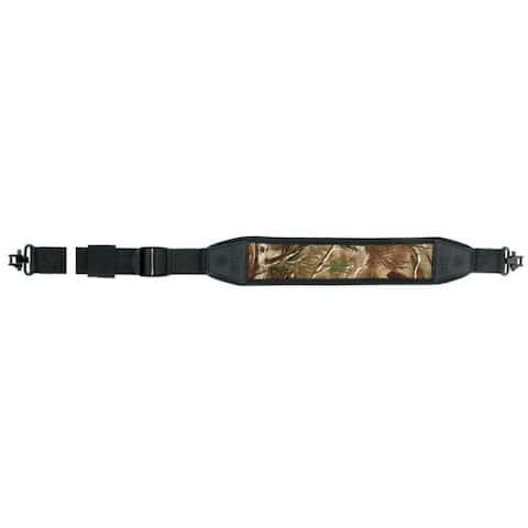 Allenac 8216 Cascade Neoprene Sling with Swivels, RealTree AP Camouflage