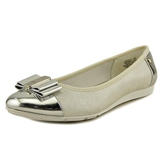 Anne Klein Womens Aricia Closed Toe Slide Flats (4 options available)