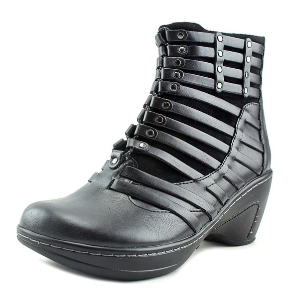 JBU by Jambu Toffee Women Black Boots