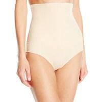 fbdd1515687 Maidenform Beige Womens Size Small S Tummy-Control Briefs Shapewear