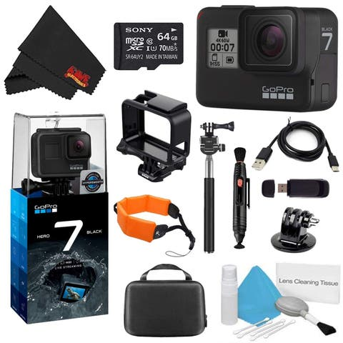 GoPro HERO7 Black Ultimate Bundles