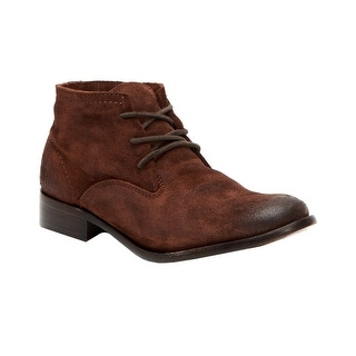 Frye Carly Suede Chukka Boot
