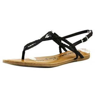 American Rag Womens Keira Open Toe Casual T-Strap Sandals (4 options available)
