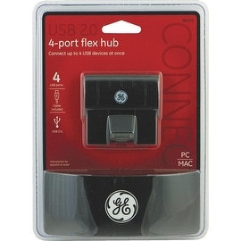 GE 4 Port Flex Usb Hub