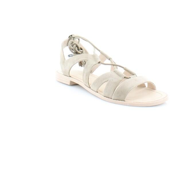 Rebecca Minkoff Greyson Women's Sandals & Flip Flops Taupe