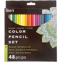 Studio 71 Colored Pencil Set 48/Pkg-