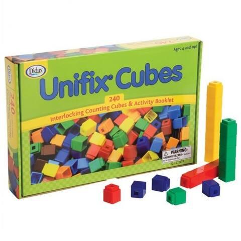 240 Unifix Cubes