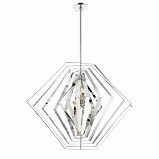 "Eurofase Lighting 31888 Downtown 10 Light 45"" Wide Sputnik Chandelier"
