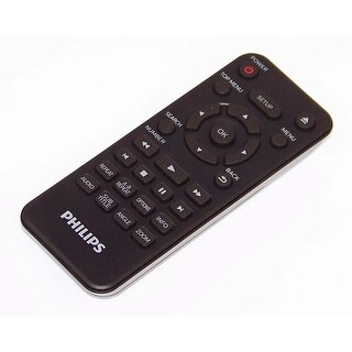 NEW OEM Philips Remote Control Originally Shipped With DVP2902/F7, DVP2902
