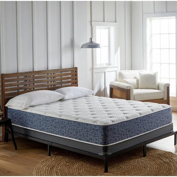 American Bedding 11 Inch Medium Hybrid Mattress. Opens flyout.