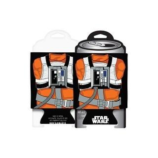 Star Wars Luke Skywalker X-Wing Fighter Pilot Can Cooler