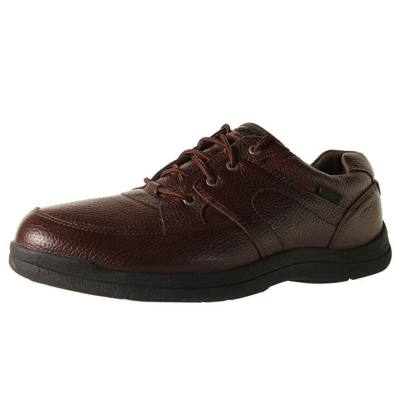 Propet Mens Four Points II Walking Shoes Leather Casual