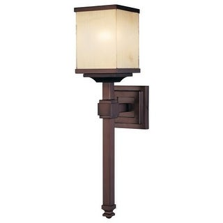 Metropolitan N6961 1 Light Torchiere Wall Sconce from the Underscore Collection