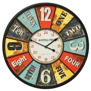 Vip International Round Wall Clock