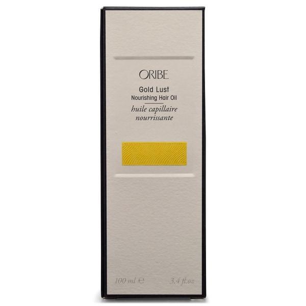 Oribe Gold Lust 3.4-ounce Nourishing Hair Oil