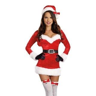 Santa Baby Women's Costume