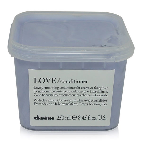 Davines LOVE Smoothing Conditioner 8.45 fl Oz