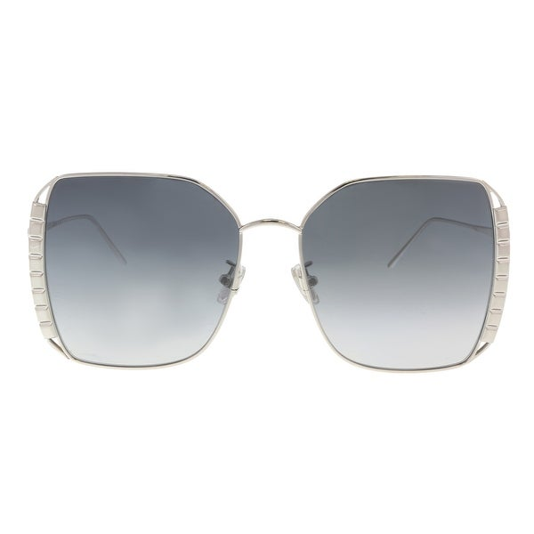 140 Boucheron Gafas 58 17 Bc0042s 001 oversize de sol plateadas zqw1zZrEfx