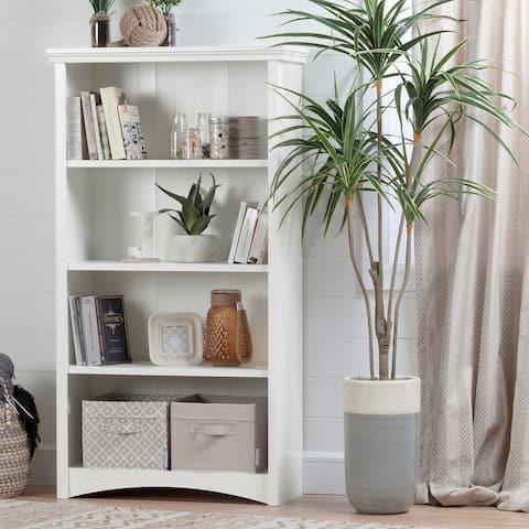 South Shore Artwork 4-shelf Bookcase