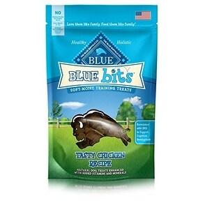 Blue Buffalo Blue Bits Chicken Training Treats 4 oz