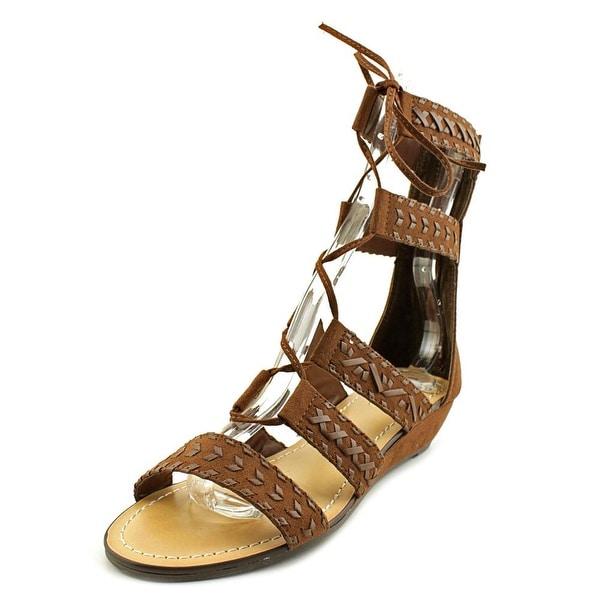 Carlos by Carlos Santana Kamilla Women Brown Sandals