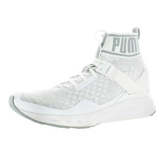 Puma Mens Ignite Evo Knit Running, Cross Training Shoes Knit Lightweight
