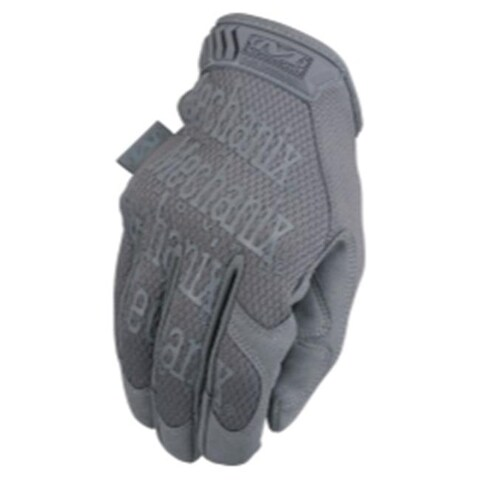 Mechanix Wear MG-88-009 The Original Wolf Grey Gloves, Medium