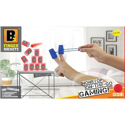 B3 Finger Rocketz Launching Competition Game