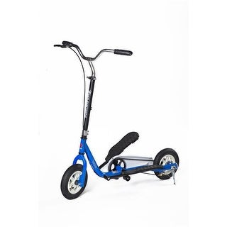 Ped-Run Teens PRT-BU Teens Pedaling Scooter, Blue