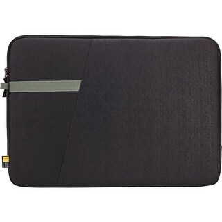 """Case Logic Ibira Carrying Case Sleeve - Black Carrying Case"""