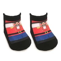 Nutcracker Baby Socks 0-6 Month - Multi